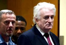 Karadzic condannato all'ergastolo