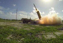 Test Usa in Israele del sistema difensivo Thaad