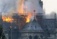 Notre-Dame in fiamme il simbolo di Parigi e della Francia