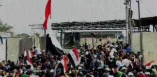 caos in Iraq