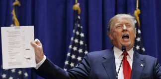 Trump spiega la sua politica estera