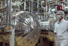 L'Iran aumenta l'arricchimento dell'uranio