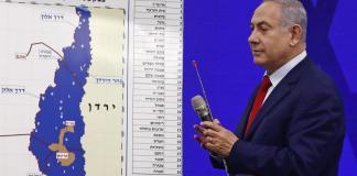Netanyahu attacca su Iran e Valle del Giordano