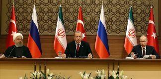 Putin, Rohani e Erdogan provano a fermare la guerra a Idlib