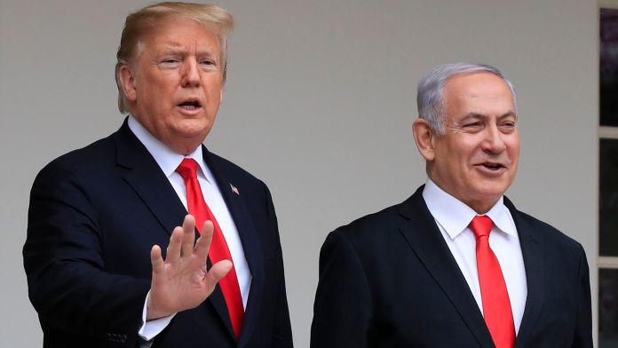 Il piano di pace di Trump torna alla soluzione dei due Stati