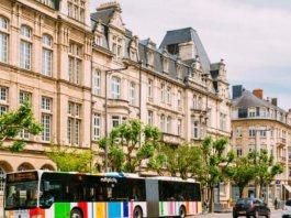 Il Lussemburgo dà il via al trasporto pubblico gratis