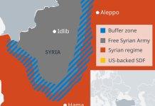 Tensione Russia Turchia in Siria
