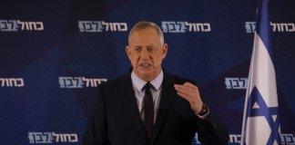 Gantz riceve incarico per formare il nuovo governo di Israele
