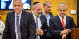 Israele c'è accordo governo unità nazionale