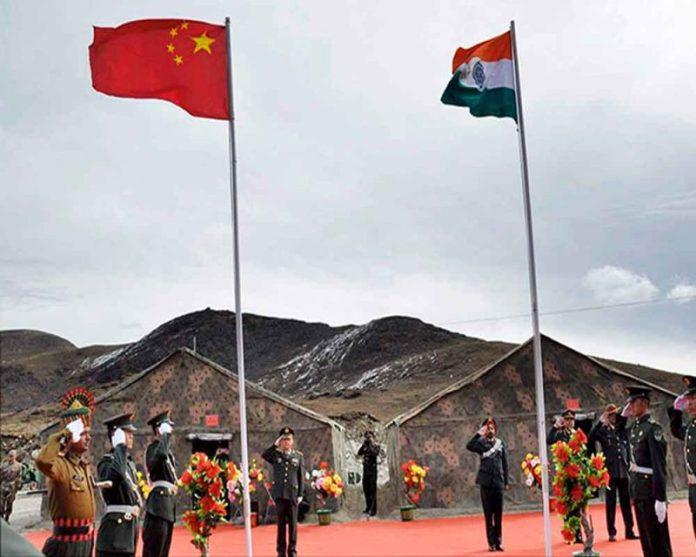 China India tension rises
