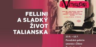 Fellini e la Dolce Italia a Bratislava