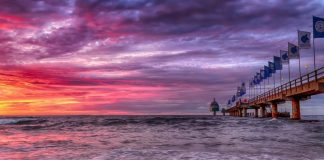 Il Mar Baltico, mare di spie