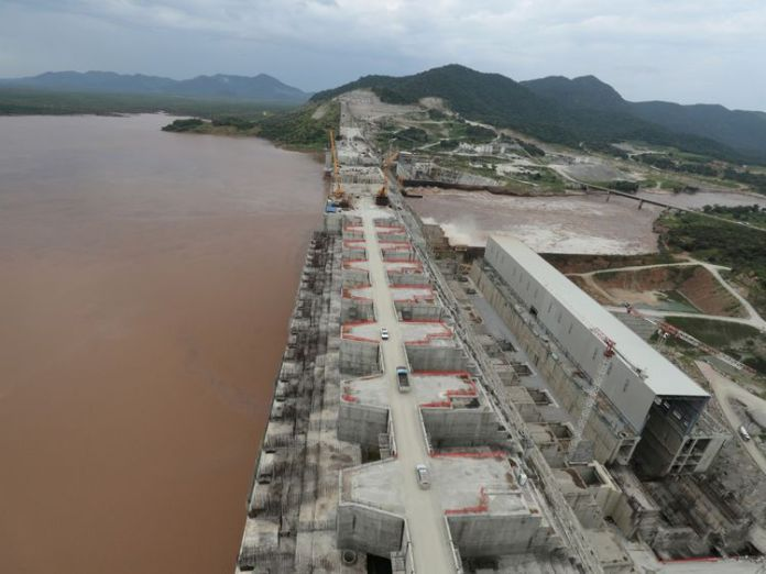 La battaglia per la grande diga sul Nilo, Egitto e Sudan contro Etiopia