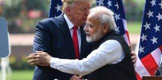 La Cina avvicina Stati Uniti e India