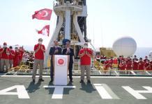La Turchia scopre un ricco giacimento di gas nel Mar Nero