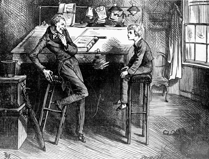 Libri da rileggere: David Copperfield