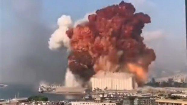 L'inferno di Beirut