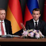 Alta tensione tra Francia e Turchia. Botta e risposta tra Macron e Erdogan