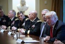 Trump e la militarizzazione della politica estera