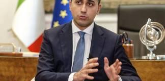 Intervista di Le Monde al ministro Di Maio