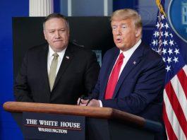 La strana coppia Trump Pompeo divisa sul cyberattacco
