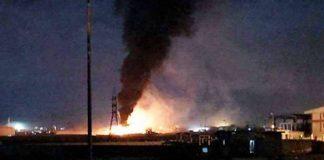 Israele lancia raid aerei in Sria contro obiettivi iraniani