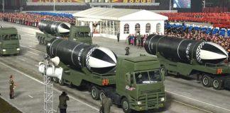 La Corea del Nord ha un nuovo supermissile
