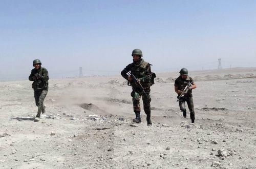 Isis uccide 26 militari di Assad in Siria orientale