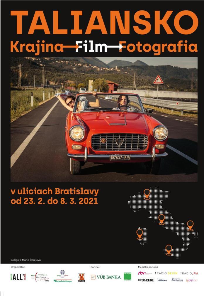 Italia – Paesaggio, Film, Fotografia