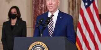 Primo discorso di politica estera di Biden