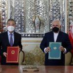 Cina e Iran firmano patto di cooperazione di 25 anni