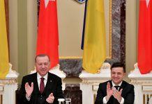 Erdogan pronto a dare supporto alla crisi in Ucraina