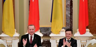 Erdogan pronto a dare supporto alla crisi in Ucraina