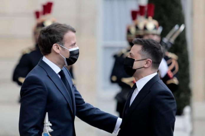 Ucraina propone negoziati di pace