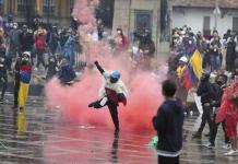 Cosa succede in Colombia
