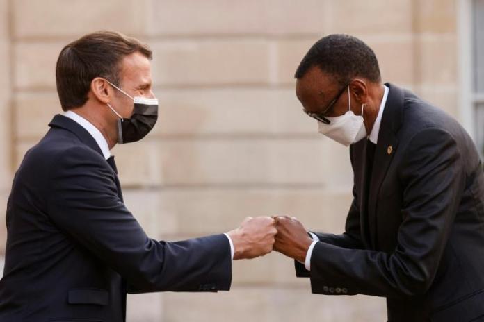 Macron e la responsabilità senza scuse in Ruanda