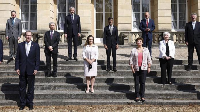 G7 approva la Global Tax