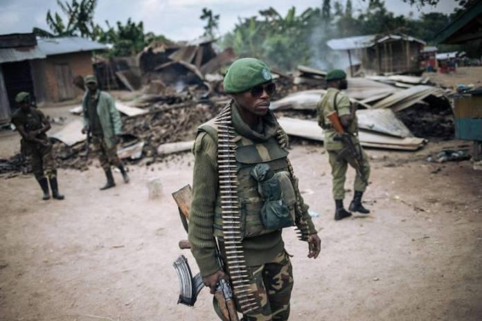 Massacro nel Congo orientale uccisi 55 civili