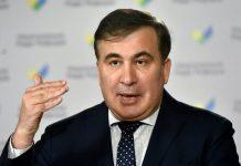 In Georgia arrestato l'ex-presidente Saakshvili