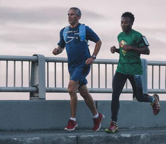Perché la gente si allena per una maratona