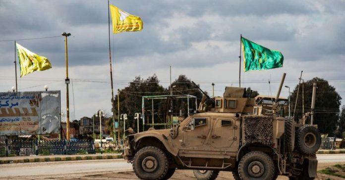 esercito turco attacca in Siria