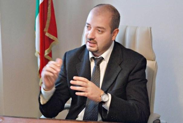 Andrea Bianchi, il sindaco di Trenzano (Brescia)