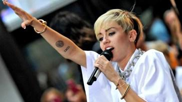 I Maneskin hanno una fan in più: Miley Cyrus