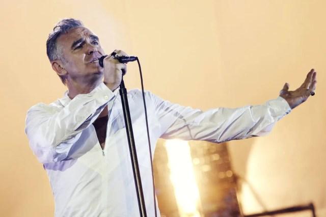 Morrissey degli Smiths