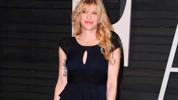 """Courtney Love esclude una riunione con le Hole: """"Ragazzi, fatevene una ragione"""""""
