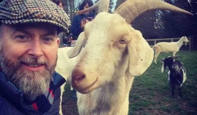 Risultati immagini per facce da capra