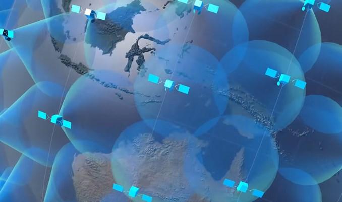 Amazon: una costellazione di 3.000 satelliti per internet a banda larga