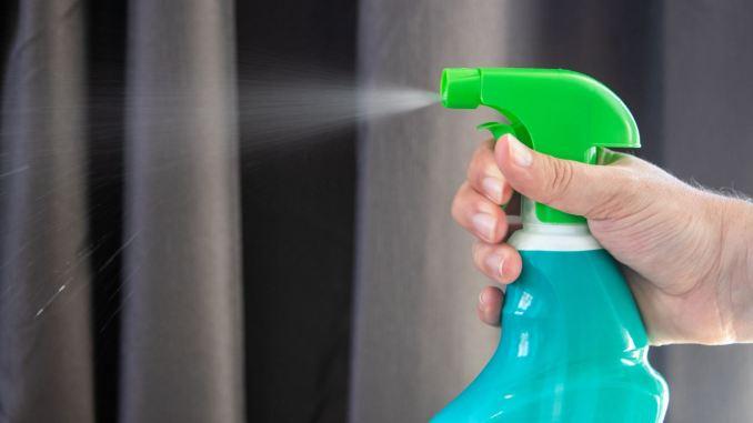 Nuovo disinfettante più efficiente elimina batteri e virus a concentrazioni bassissime