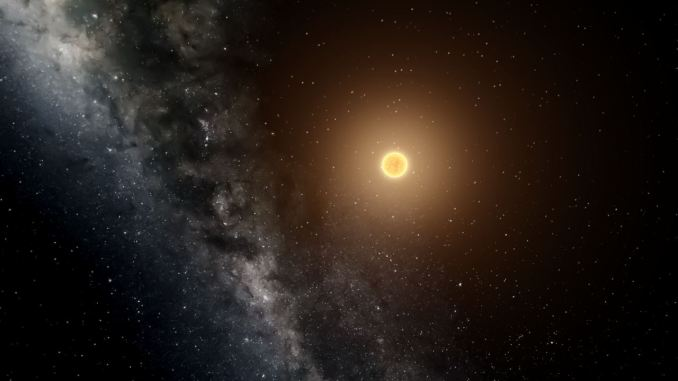 Segnale Alpha Centauri