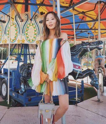 Aimee Song Coachella